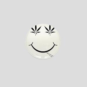 420 Somewhere Mini Button