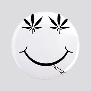 "420 Somewhere 3.5"" Button"