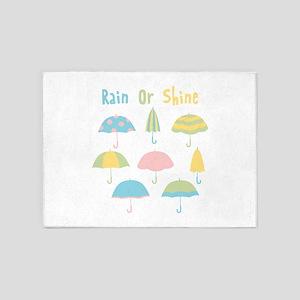 Rain Or Shine 5'x7'Area Rug