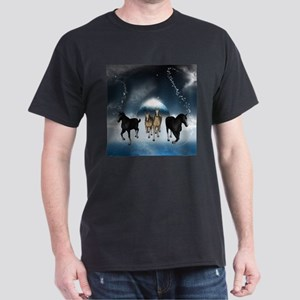 Horses in the universe T-Shirt
