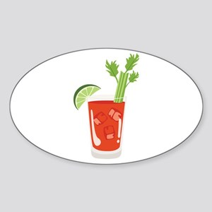 Bloody Mary Drink Sticker