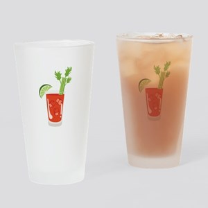 Bloody Mary Drink Drinking Glass