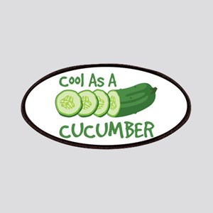 Cool As A CUCUMBER Patches