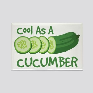 Cool As A CUCUMBER Magnets