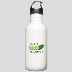 Cool As A CUCUMBER Water Bottle