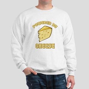Powered By Cheese Sweatshirt