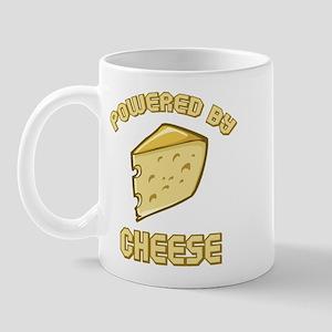 Powered By Cheese Mug