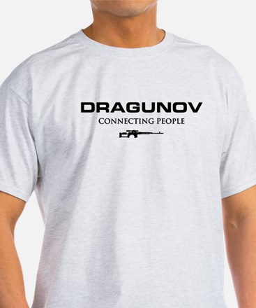 DRAGUNOV (connecting people)tigr.png T-Shirt