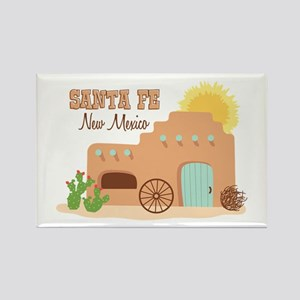 SANTA FE New mesico Magnets