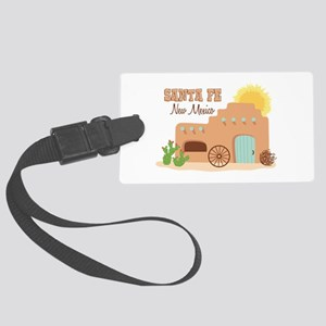 SANTA FE New mesico Luggage Tag