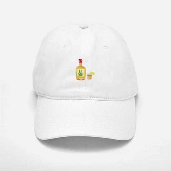 Tequila Bottle Shot Baseball Baseball Baseball Cap