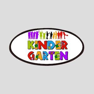 Kindergarten Fun Patches