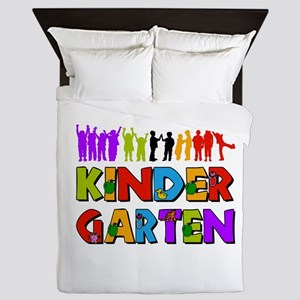 Kindergarten Fun Queen Duvet