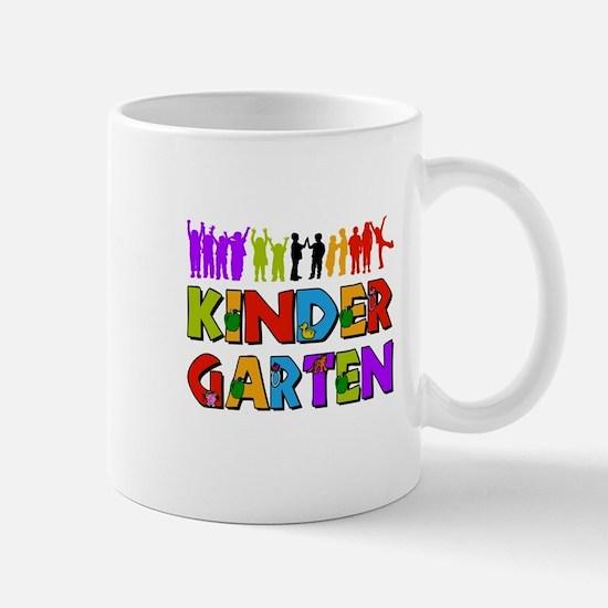 Kindergarten Fun Mugs