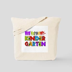 Kindergarten Fun Tote Bag