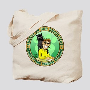 """""""ANGELS ON OUR SHOULDERS"""" Tote Bag"""