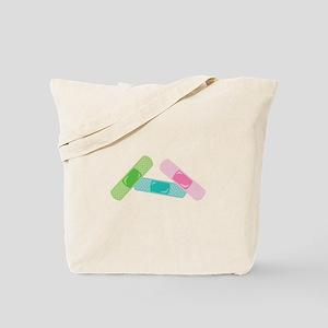 Band-Aids Tote Bag