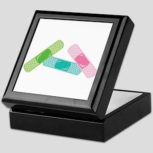 Band-Aids Keepsake Box