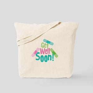 Get Well Soon! Tote Bag