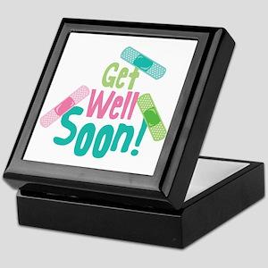 Get Well Soon! Keepsake Box