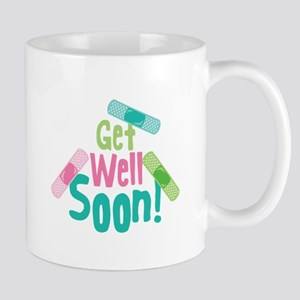 Get Well Soon! Mugs
