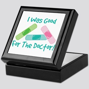 I Was Good For The Doctor! Keepsake Box
