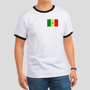 Flag of Senegal Ringer T