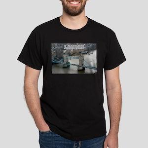 Tower of London Pro Photo Dark T-Shirt