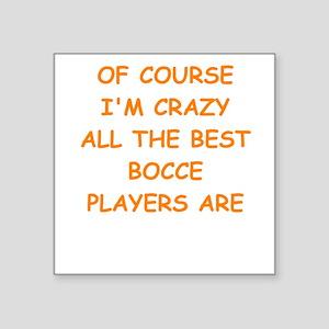BOCCE2 Sticker