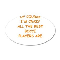 BOCCE2 Wall Decal