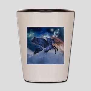 Little Pegasus Shot Glass
