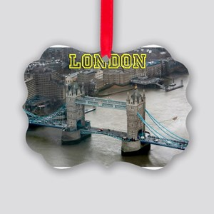 Tower of London Pro Photo Picture Ornament