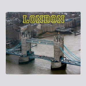 Tower of London Pro Photo Throw Blanket
