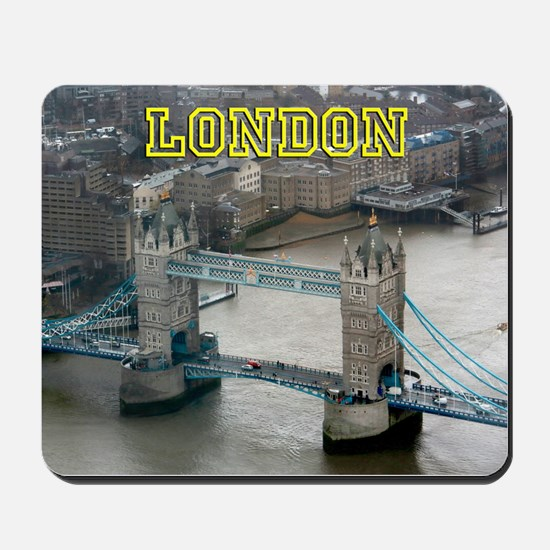 Tower of London Pro Photo Mousepad