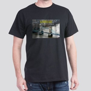 Tower of London Pro Photo Dark T-Shirt