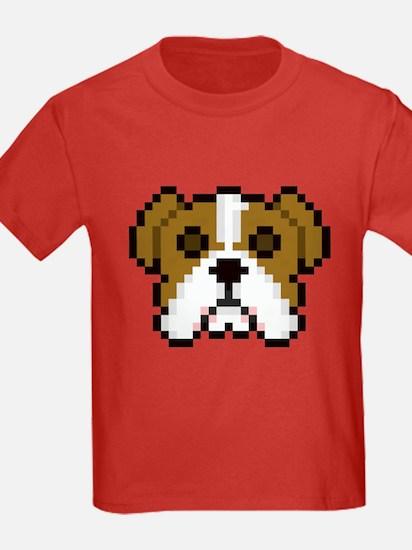 Pixel Bulldog T