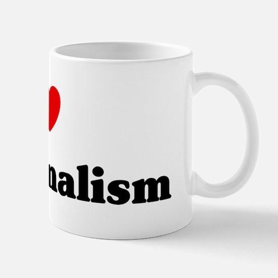 I Love Functionalism Mug