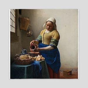 The Milkmaid Queen Duvet