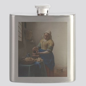 The Milkmaid Flask