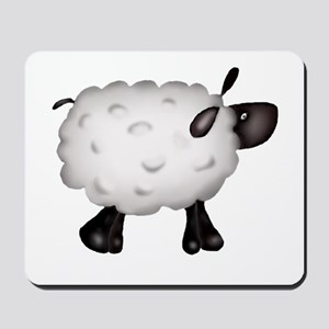 Country Sheep Mousepad