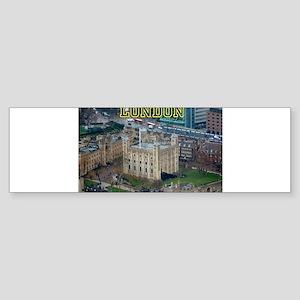 Tower of London Pro Photo Sticker (Bumper)