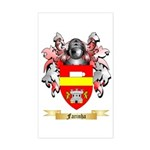 Farinha Sticker (Rectangle)
