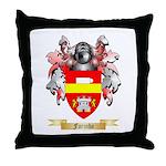 Farinha Throw Pillow