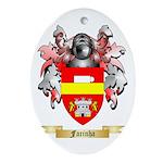 Farinha Ornament (Oval)