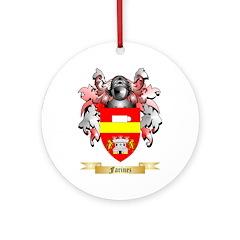 Farinez Ornament (Round)