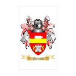 Farinetti Sticker (Rectangle 50 pk)
