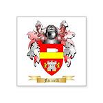 Farinelli Square Sticker 3