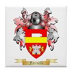 Farinelli Tile Coaster