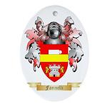 Farinelli Ornament (Oval)