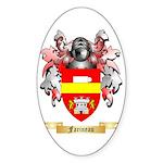Farineau Sticker (Oval 50 pk)
